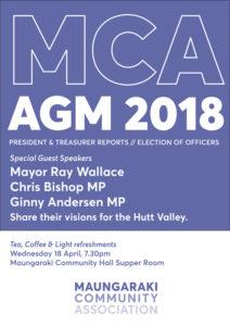 MCA AGM 2018